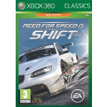 Need for Speed Shift Classic Xbox 360