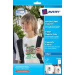 Avery E3240 Iron On T Shirt Transfers 20 Transfers per Pack