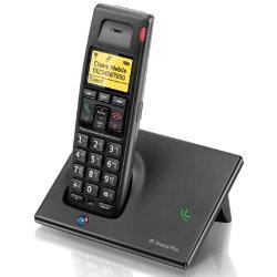 BT Telephone Handset Diverse 7110 Black
