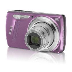 Kodak M580 14 Megapixel Digital Camera - Purple