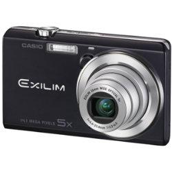 Casio Exilim Ex-zs10 14 Megapixel Digital Camera - Black
