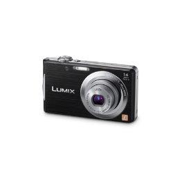 Panasonic Dmc-fs16 14.1 Megapixel Digital Camera - Black