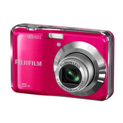 Fujifilm Finepix 16 Megapixel Ax350 Digital Camera - Pink