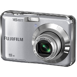 Fujifilm Finepix 16 Megapixel Ax350 Digital Camera - Silver