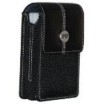 Proper Bags Oberon Half Leather Black Compact Digital Camera Case