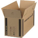 Cargo Box Plus Cardboard Boxes 660x350x360mm Pack of 10