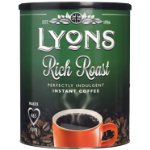 Lyons Instant Coffee Rich Roast 750g