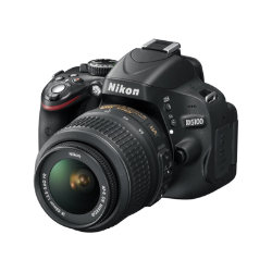 Nikon D5100 Digital SLR Camera with 18-55mm Lens
