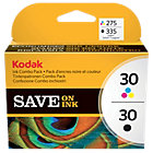 Kodak 30B 30C Original Black 3 Colours 8039745
