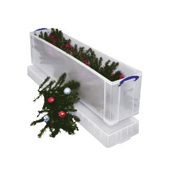 Really Useful Christmas Tree Storage Box 77L by Viking WVGRCG4a