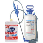 Heavy Duty Sprayer 10 Litre  Ice Melt Liquid 10 Litre