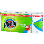 Plenty Kitchen Roll 2 ply Pack 4