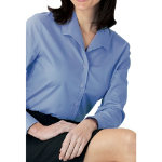 Alexandra Long Sleeved Blouse Mid Blue size 22