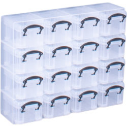 Really Useful Mini Storage Unit 16 x 014 Litre