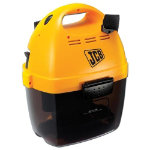 JCB Wet and Dry Cordless Portable Carpet Cleaner
