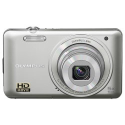 Olympus Vg-130 Silver Smart Digital Camera