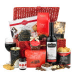 Hamper Red Sleeves Assorted