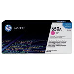 HP 650A Magenta Toner Cartridge CE273A