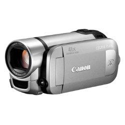 Canon Legria Fs406 Flash Camcorder - Silver
