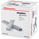 Office Depot Staples Chrome 24 6 Box of 5000