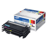 Samsung Original CLT P4072C Black and Colour Toner Multipack