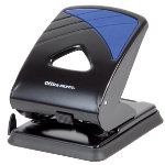 Office Depot Metal Two Hole Punch Up to 40 Sheet Capacity
