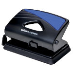 Office Depot Metal Two Hole Punch Up to 20 Sheet Capacity