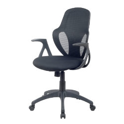 RS Soho Austin operator office operators chair  black