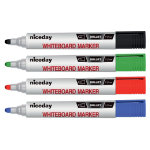 Niceday Whiteboard Markers Assorted Pack of 72