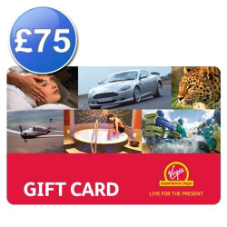 Virgin Experience Days Voucher 5
