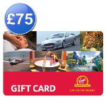 Virgin Experience Days Voucher pound75