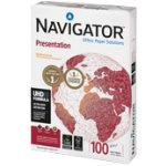 Navigator Presentation Paper A4 100gsm White 500 Sheets