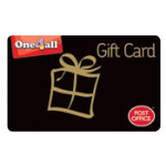 One4All Gift Card pound250 Black
