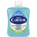 Carex Hand Soap Antibacterial Fragrance free 500 ml