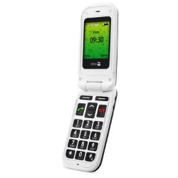 Doro PhoneEasy410gsm Sim Free Mobile Phone Black