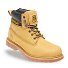 Holton Caterpillar Safety Boot Honey Size 9