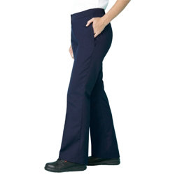 Alexandra Ladies Bootleg Trouser Sailor Navy size 20