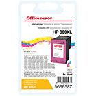 Office Depot Compatible for HP 300XL 3 Colours Ink Cartridge CC644EE