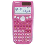 Casio FX85GT Plus Scientific Calculator Pink