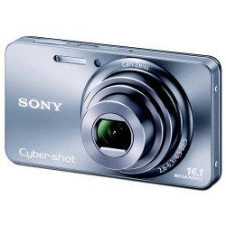 Sony Silver Dsc-w570 Digital Camera