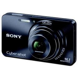 Sony Black Dsc-w570 Digital Camera