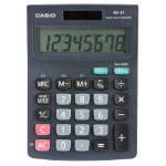Casio MS8S 8 Digit Calculator