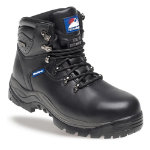 Briggs Himalayan Waterproof Safety Boot Black Size 7