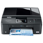 Brother DCP J725DW all in one inkjet colour printer