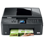 Brother MFC J430W Wireless Colour All in One Inkjet Printer