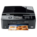 Brother MFC J825DW Multifunction Colour Inkjet Printer