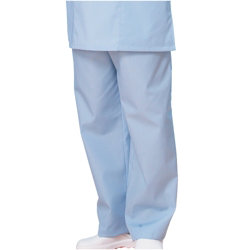 Alexandra Scrub Trouser Full Elasti Pale Blue size XS Regular
