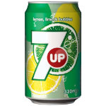 7up Case of 24