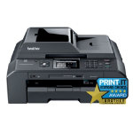 Brother MFCJ5910DW wireless inkjet A3 all in one printer