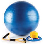 3 Piece Gym Ball Kit